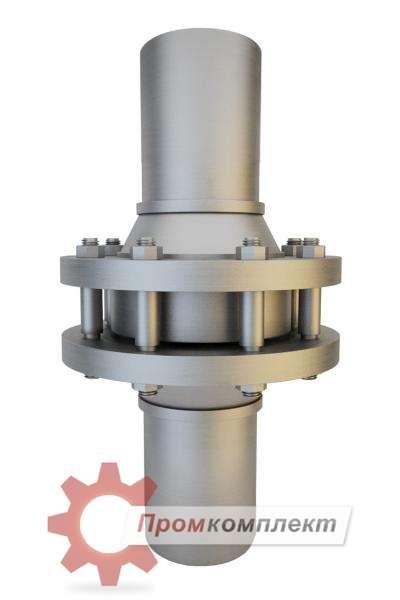 Фото фланцевое соединение для камерных измерительных диафрагм