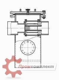 Чертеж грязевик по чертежу ТС-567.00.000