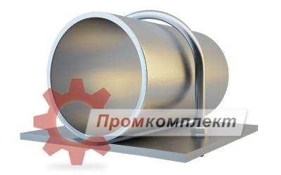 Опора стальных технологических трубопроводов
