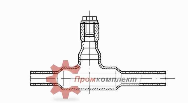 Закладные конструкции схема